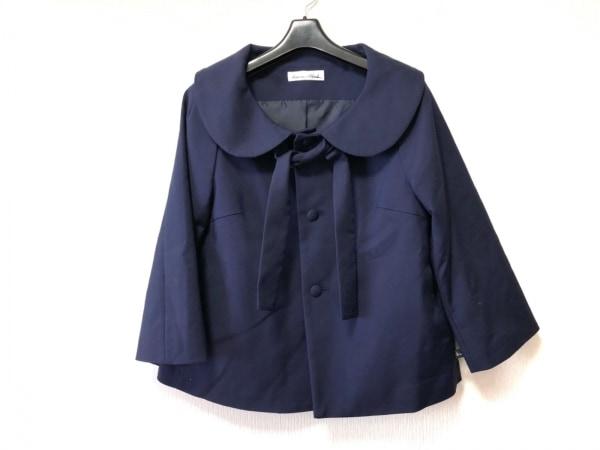 kawaiokada(カワイオカダ) ジャケット サイズM レディース ネイビー