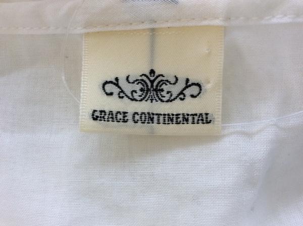 グレースコンチネンタル キャミソール サイズ36 S レディース美品  白