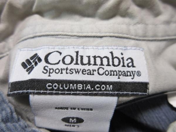 columbia(コロンビア) ブルゾン サイズM メンズ ブルー