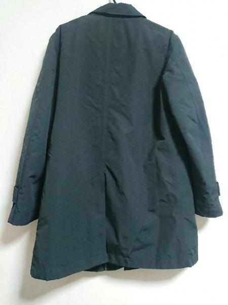 エディバウワー コート サイズL メンズ美品  ダークグリーン 冬物/ダウンインナー付き