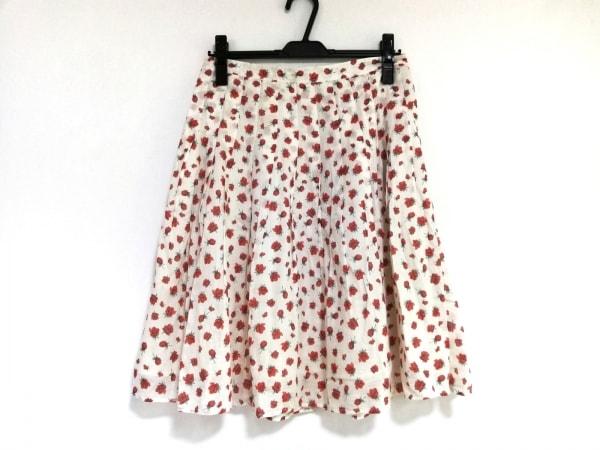 PaulSmith BLACK(ポールスミスブラック) スカート サイズ42 L レディース美品  花柄