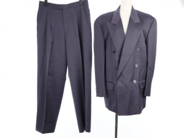 KENZO(ケンゾー) ダブルスーツ サイズ3 L メンズ グレー
