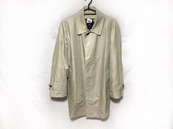 Burberry LONDON(バーバリーロンドン) コート メンズ美品  ベージュ 春・秋物