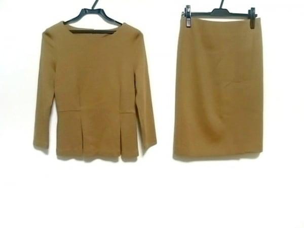 BALLSEY(ボールジー) スカートセットアップ サイズ38 M レディース美品  ブラウン