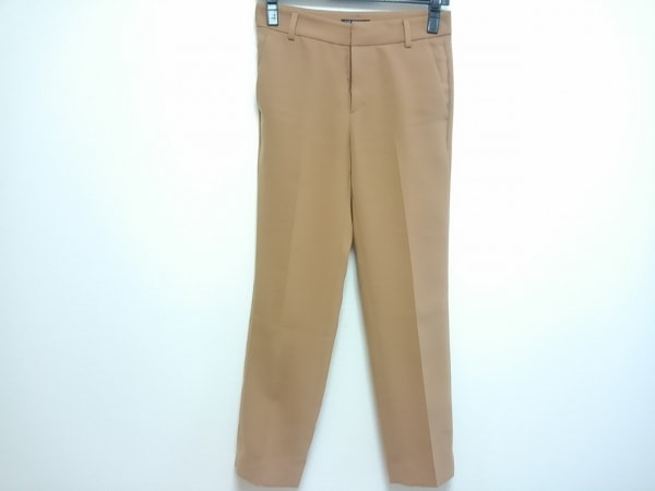 23区(ニジュウサンク) パンツ サイズ32 XS レディース ライトブラウン