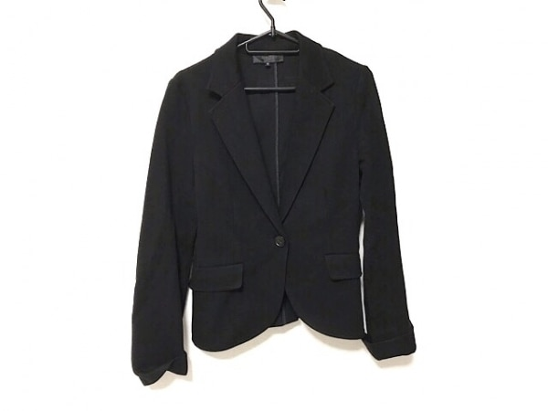 UNTITLED(アンタイトル) スカートスーツ サイズ3 L レディース美品  黒