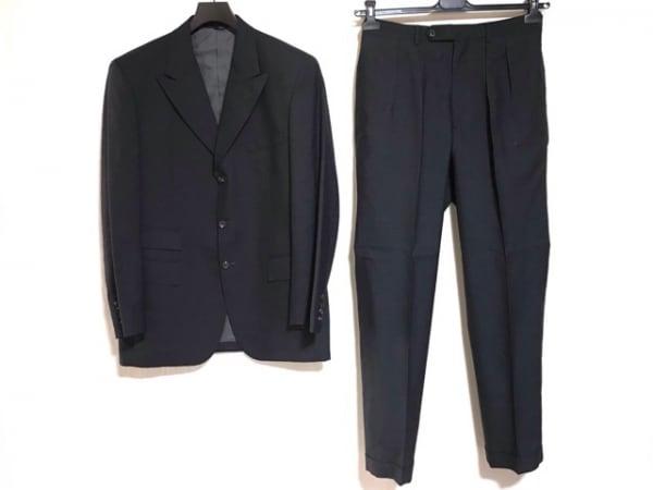 KENT&CURWEN(ケント&カーウェン) シングルスーツ サイズ82 メンズ ダークグレー
