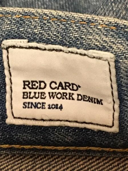 RED CARD(レッドカード) ジーンズ サイズ31 メンズ ライトブルー