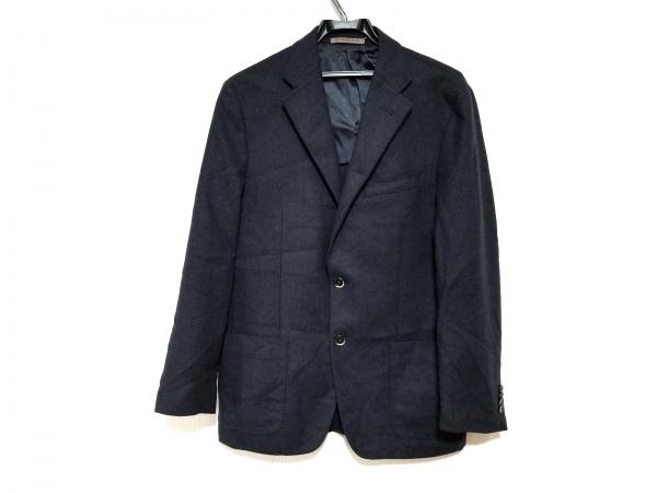 CORNELIANI(コルネリアーニ) ジャケット サイズ46 XL メンズ美品  ネイビー