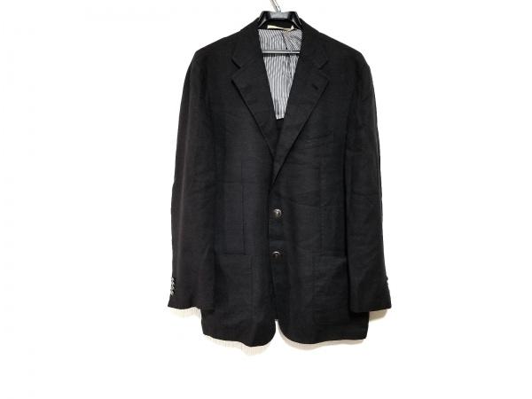 CORNELIANI(コルネリアーニ) ジャケット サイズ50 メンズ美品  黒