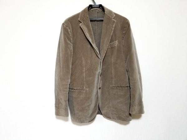 lardini(ラルディーニ) ジャケット サイズ50 メンズ美品  ライトブラウン