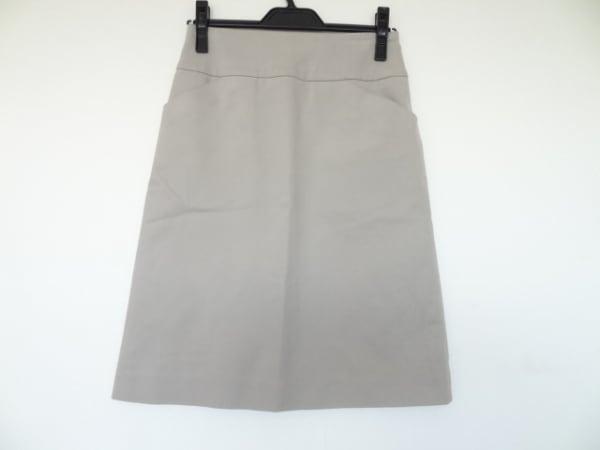 PAULEKA(ポールカ) スカート サイズ36 S レディース グレー