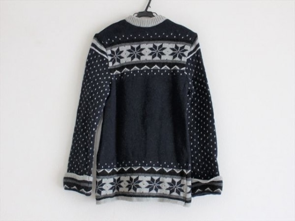 HYSTERIC GLAMOUR(ヒステリックグラマー) 長袖セーター サイズF レディース美品