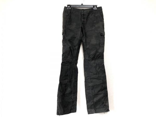 リップヴァンウィンクル パンツ サイズ3 L メンズ ダークグレー×グレー 迷彩柄