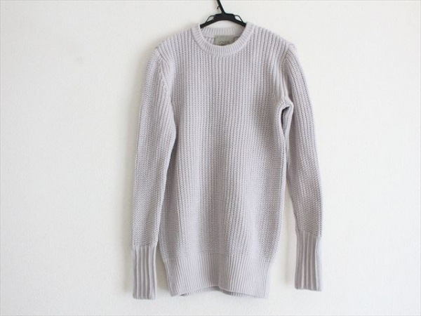 VONDEL(フォンデル) 長袖セーター サイズS レディース美品  パープル