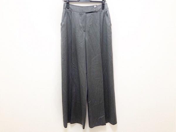CELINE(セリーヌ) パンツ サイズ42 L レディース ダークグレー