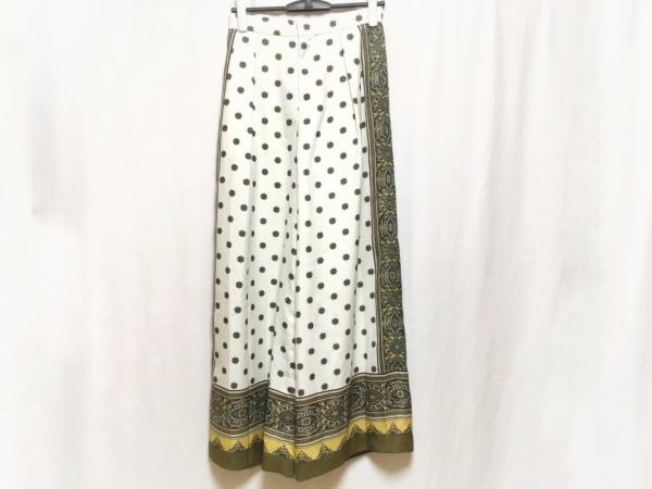 GRACE CONTINENTAL(グレースコンチネンタル) パンツ サイズ38 M レディース美品  花柄