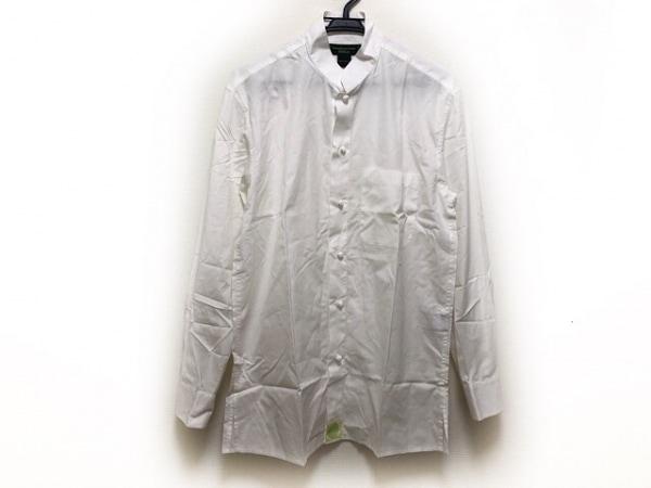 Shanghai Tang(シャンハイタン) 長袖シャツ サイズS メンズ 白