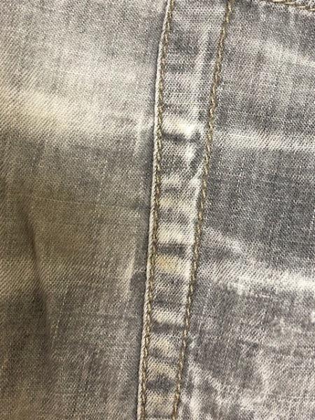 ルシェルブルー ショートパンツ サイズ38 M レディース美品  ライトグレー