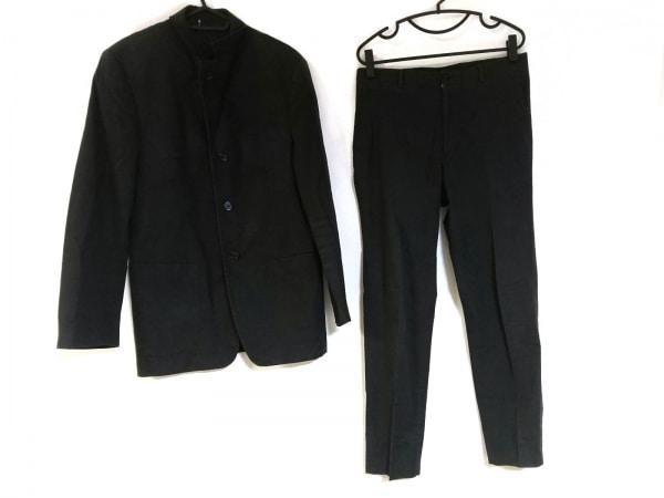 orlando(オルランド) シングルスーツ サイズ50 メンズ 黒 BARNEYS NEWYORK