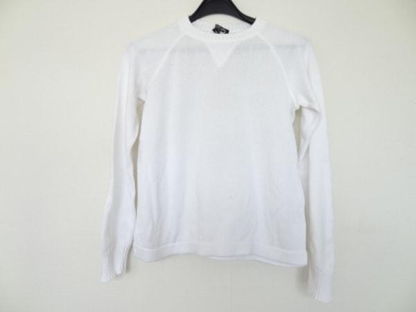 マックスマーラウィークエンド 長袖セーター サイズS レディース美品  白