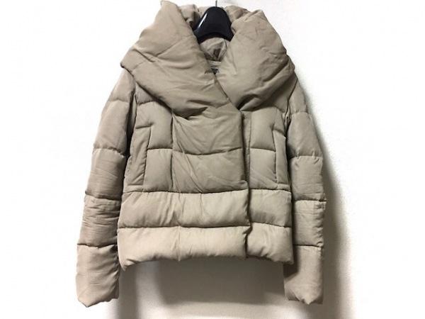ファリエロサルティ ダウンジャケット サイズ40 M レディース ベージュ 冬物