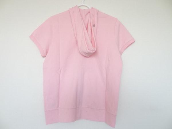 RalphLaurenGOLF(ラルフローレンゴルフ) パーカー サイズLG L レディース美品  ピンク