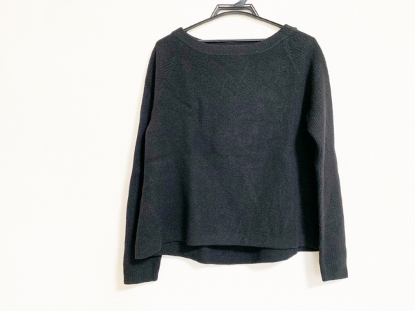 ADORE(アドーア) 長袖セーター サイズ38 M レディース美品  531-270911 黒