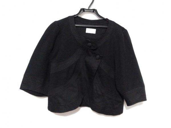 TSUMORI CHISATO(ツモリチサト) ジャケット サイズ2 M レディース美品  黒