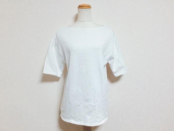 SAINT JAMES(セントジェームス) 半袖カットソー サイズ4 XL レディース 白