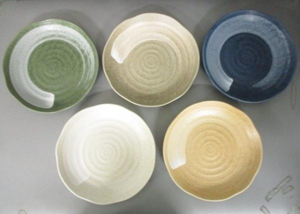 kansai(カンサイ) プレート新品同様  マルチ 5枚セット 陶器
