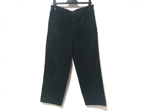ARMANICOLLEZIONI(アルマーニコレッツォーニ) パンツ メンズ美品  黒