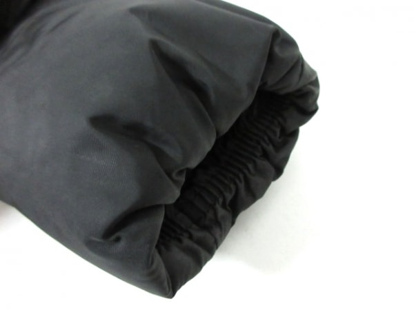 モンクレール ダウンコート サイズ0 XS レディース CYROSELLE(シロセス) 黒 冬物