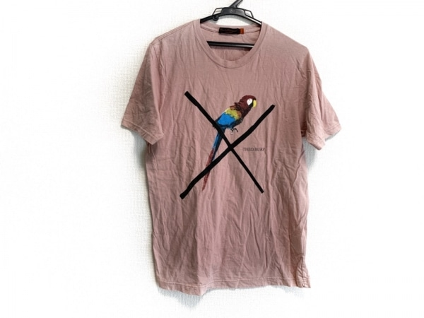 UNDERCOVERISM(アンダーカバイズム) 半袖Tシャツ サイズ2 M レディース ピンク