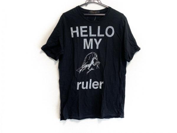 UNDERCOVERISM(アンダーカバイズム) 半袖Tシャツ サイズM メンズ 黒×白