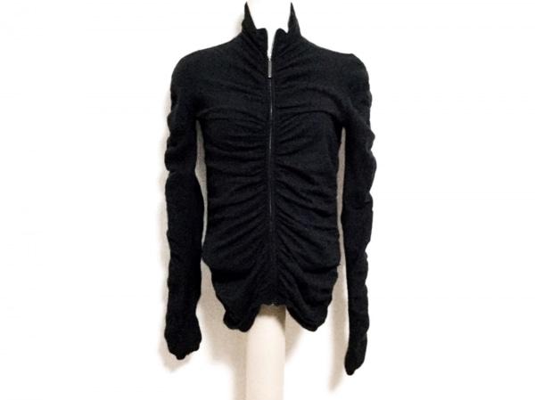 NOVESPAZIO(ノーベスパジオ) 長袖セーター サイズ38 M レディース 黒