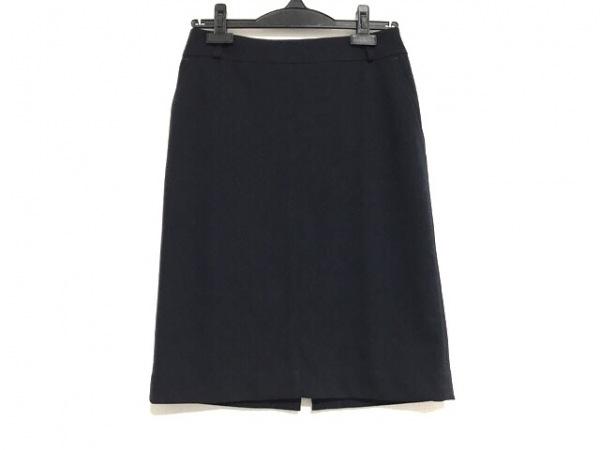 NARACAMICIE(ナラカミーチェ) スカート サイズ1 S レディース美品  ダークネイビー