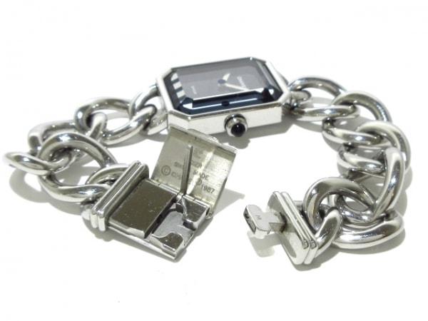 CHANEL(シャネル) 腕時計 プルミエール H0452 レディース サイズ:M 黒