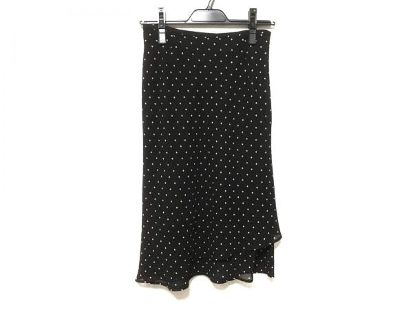 23区(ニジュウサンク) スカート サイズ36 S レディース美品  黒×ベージュ