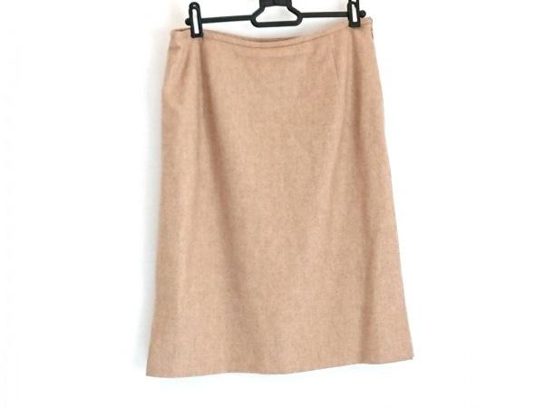 23区(ニジュウサンク) スカート サイズ40 M レディース美品  ベージュ