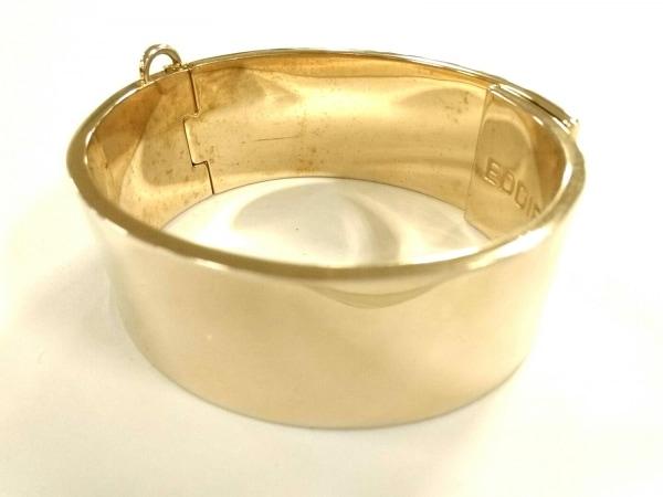 EDDIE BORGO(エディボルゴ) バングル 金属素材 ゴールド