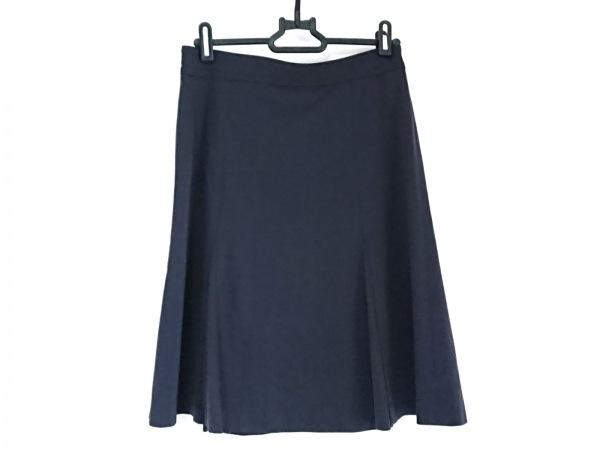 23区(ニジュウサンク) スカート サイズ38 M レディース 黒