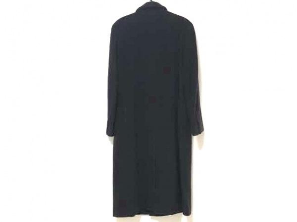BARREAUX(バルー) コート サイズ48 XL メンズ 黒 冬物