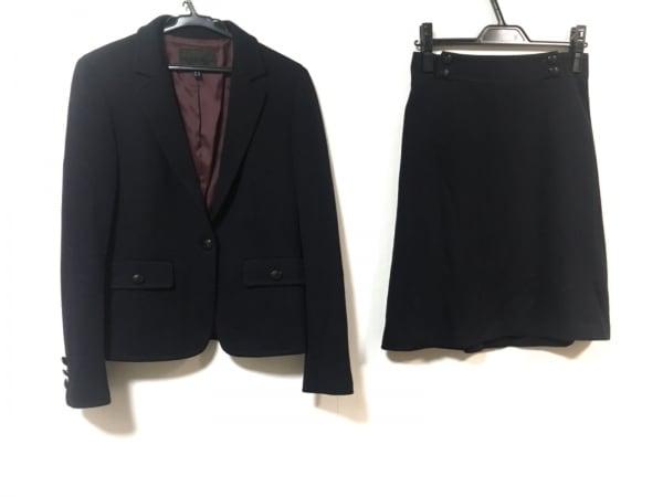 ICB(アイシービー) スカートスーツ サイズ9 M レディース 黒