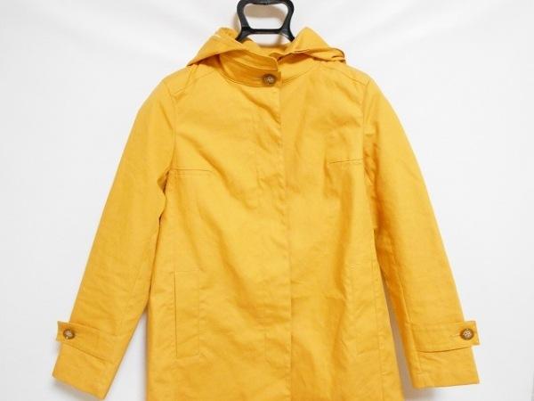 マッキントッシュフィロソフィー コート サイズ38 L レディース オレンジ 春・秋物