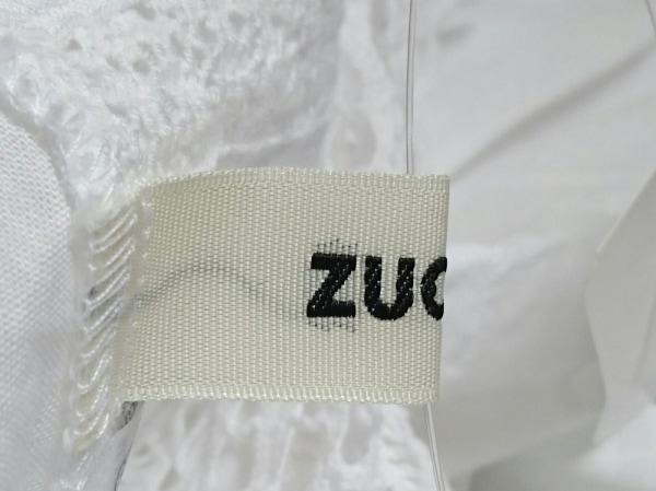 ZUCCA(ズッカ) チュニック サイズM レディース美品  白 レース