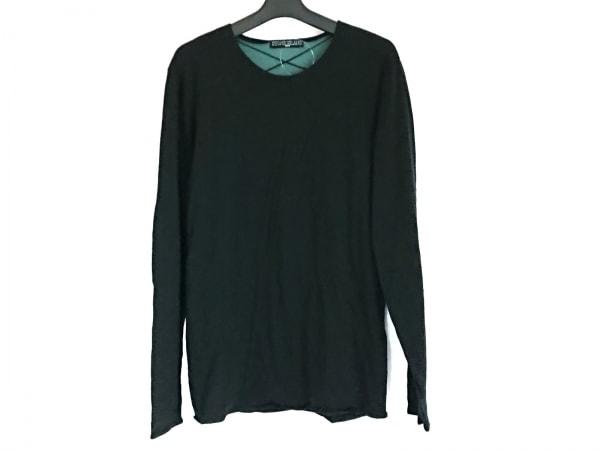 STONE ISLAND(ストーンアイランド) 長袖Tシャツ サイズS メンズ美品  黒