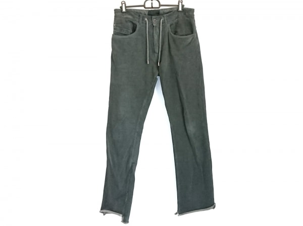 DIESEL BlackGold(ディーゼルブラックゴールド) パンツ メンズ ダークグレー