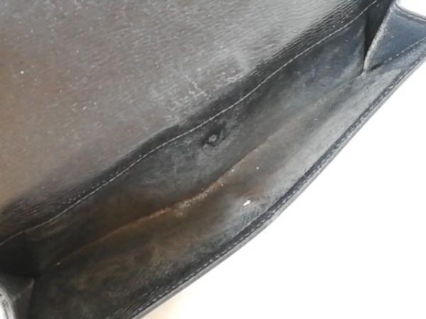 GUCCI(グッチ) 長財布 - - 黒 レザー