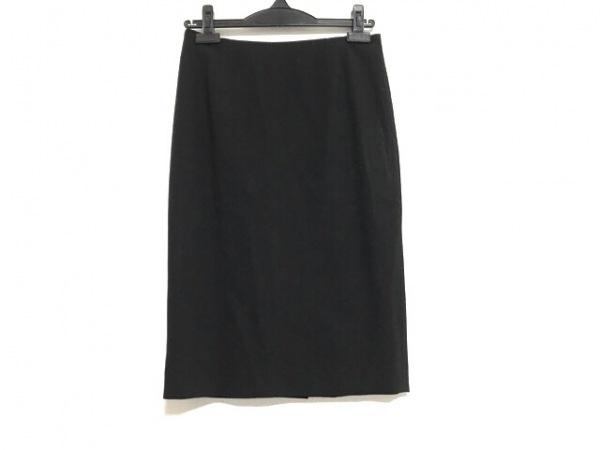 theory(セオリー) ミニスカート サイズ2 S レディース美品  黒